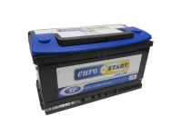BATTERIA EURO START 80AH DX 700EN