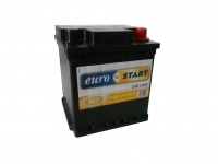 BATTERIA EURO START 40AH CUBETTO
