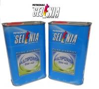 SELENIA MULTIPOWER GAS 5W40 1LT