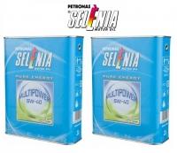 SELENIA MULTIPOWER GAS 5W40 2LT
